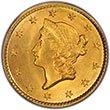 Gold $1.00 Coins