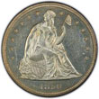 Liberty Seated Dol 1840-1873